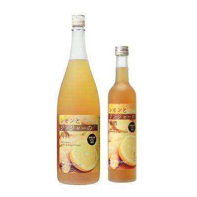 檸檬與生薑的梅酒