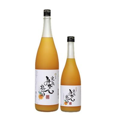 紀州 完熟蜜柑梅酒
