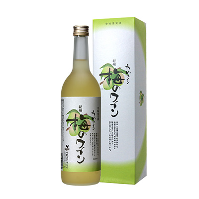 紀州 梅子紅酒