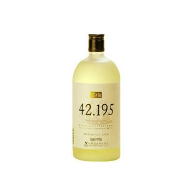 富士白燒酒「42.195」