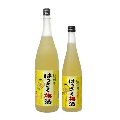 紀州 八朔橘梅酒