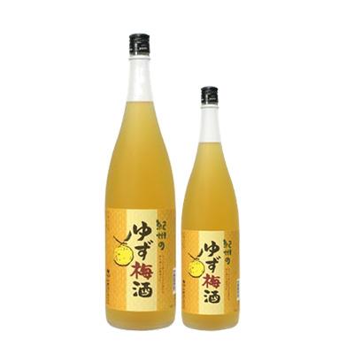 紀州  柚子梅酒