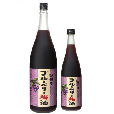 紀州藍莓梅酒